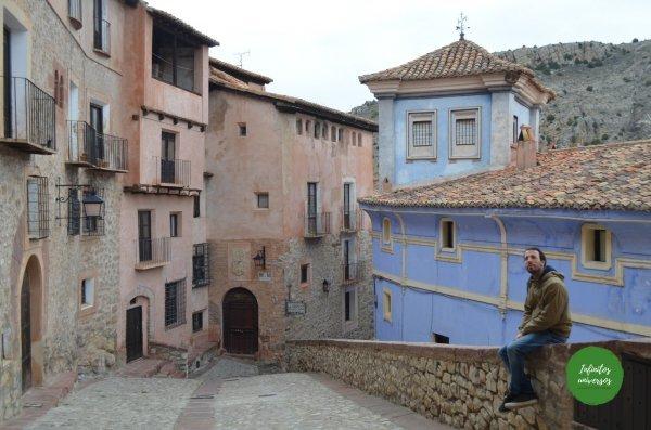 Casa de los Navarro de Arzuriaga   - Qué ver en Albarracín comer en albarracin