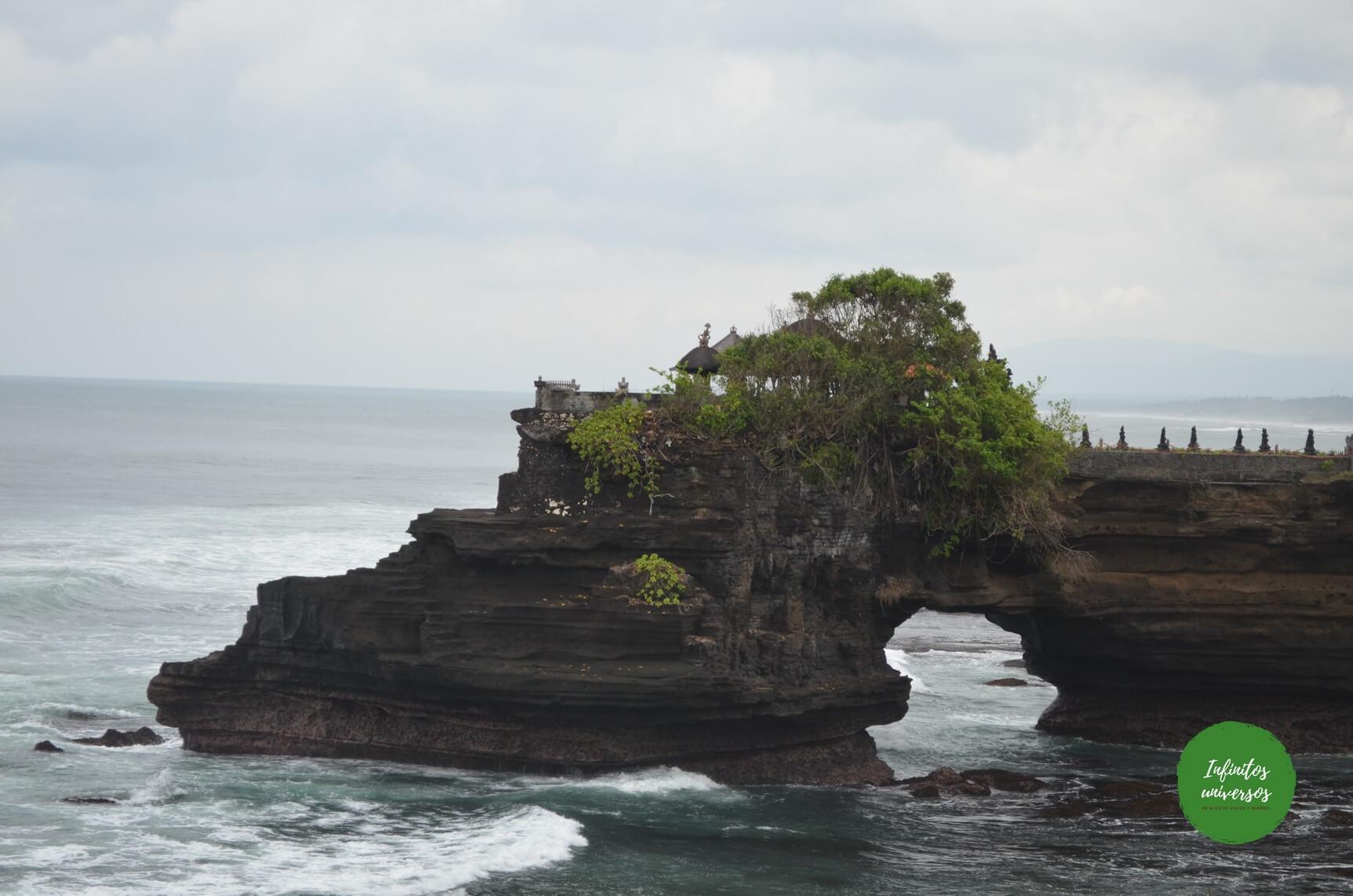 Ruta por el sur de Bali: Tanah Lot, Uluwatu y mucho más!