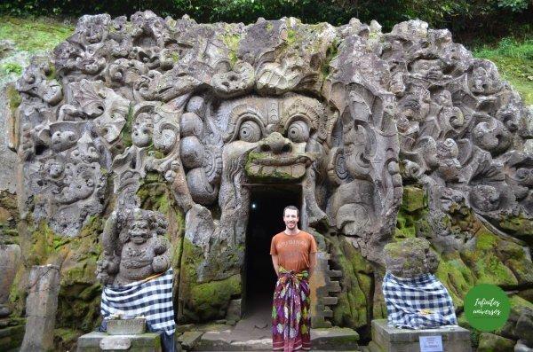 Templo Goa Gajah  - Qué ver en Bali en una semana