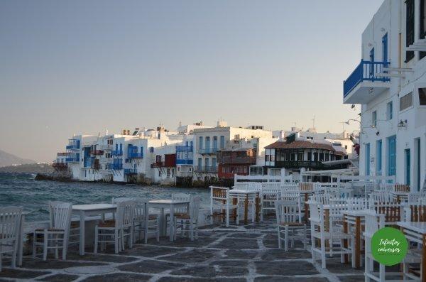 que ver en Mykonos  - Grecia en 10 días  que ver en grecia