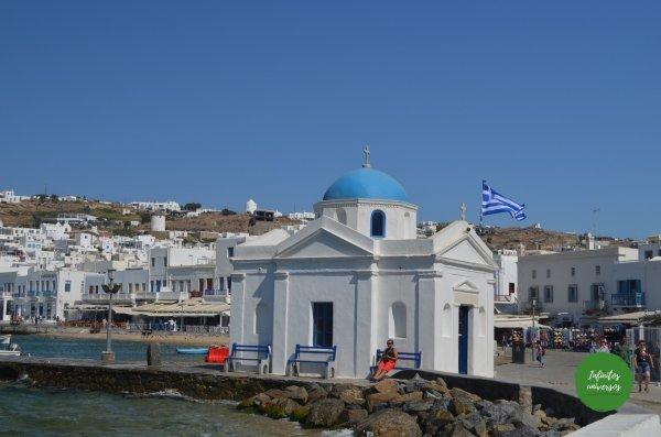 Puerto Viejo de Mykonos