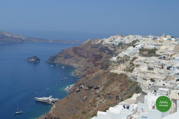 Qué ver en Santorini en 3 días que ver en grecia