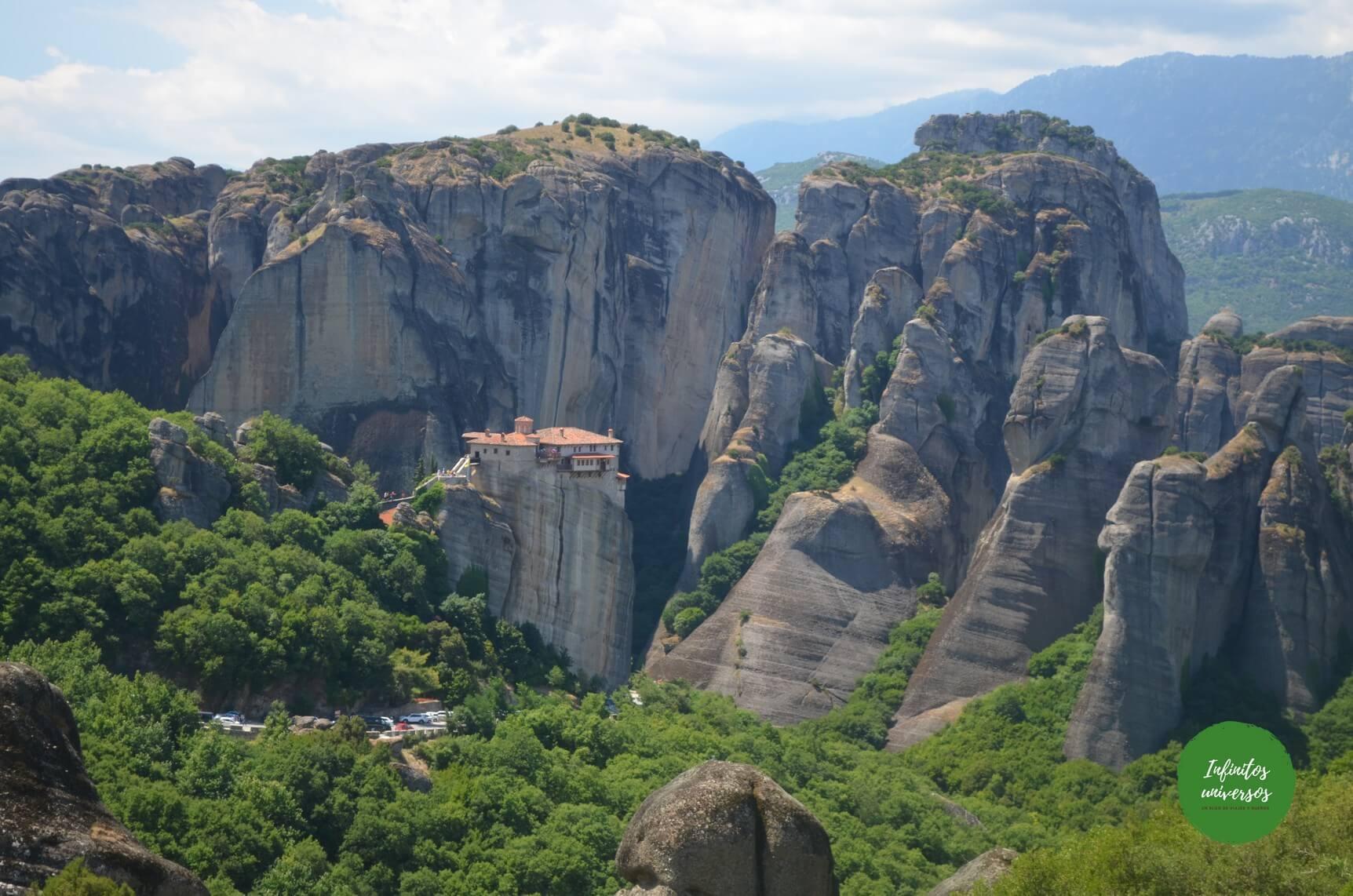 Monasterios de Meteora - Grecia