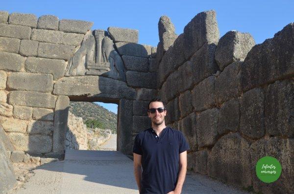 Micenas - Qué ver en el Peloponeso