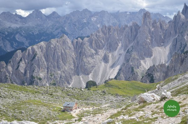 Tres Cimas de Lavaredo Dolomitas Italia