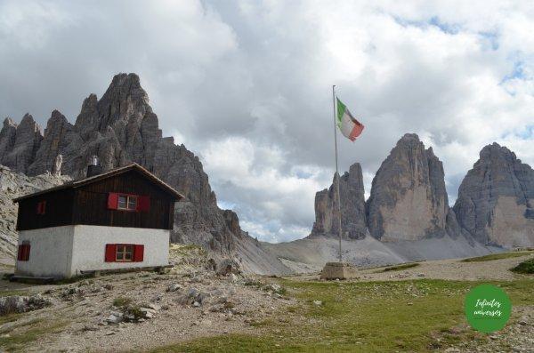 como llegar Dolomitas Italia