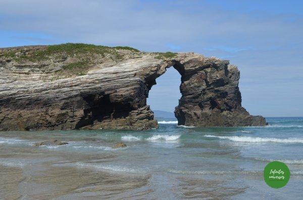 Playa de las catedrales lugo galicia reservas entradas mareas