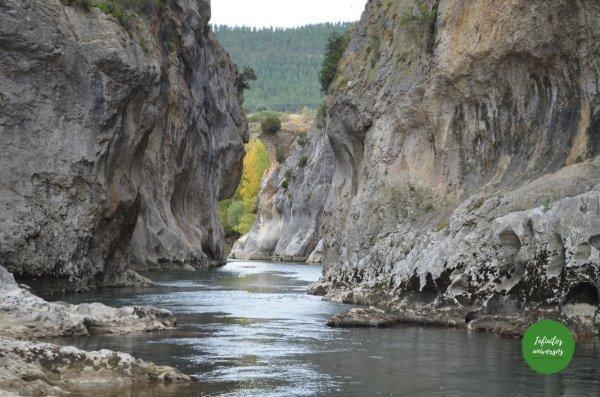 Puente del Diablo Foz de Lumbier