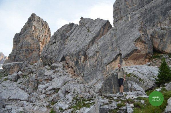 Cinco Torres cinque torri dolomitas