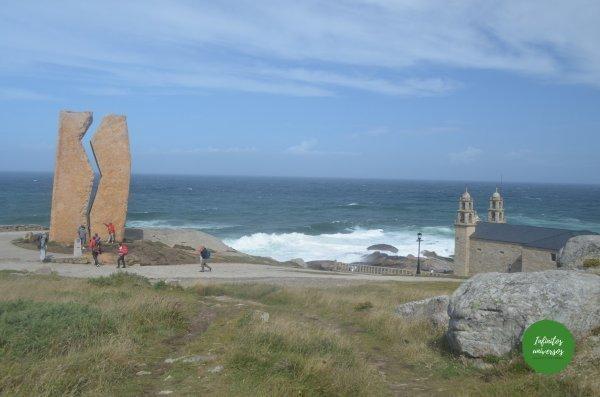 Santuario de la Virgen da Barca - Costa da Morte